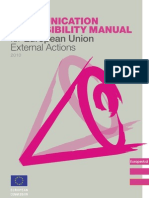 Communication and Visibility Manual En