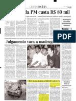 2000.11.14 - Chuvas Causam Acidentes Graves - Estado de Minas