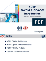 DWDM Technologie Pro Trasnportni Site I B