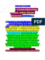 re MY NEW RIP, REMEMBERING THOSE WHO HAVE PASSED WEBSITE..no thanks to posterous/twitter