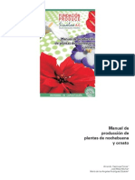 Anturio Manual de Produccion FUNPROSIN