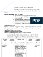Proiect Didactic Nr.2