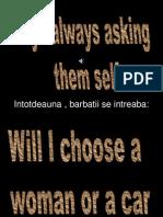 Dilema Barbatilor