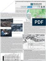 Newrath Archaeological and palaeoenvironmental investigations