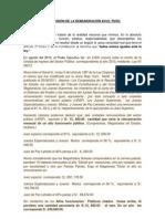ULTRAVISIÓN DE LA REMUNERACIÓN EN EL PERÚ- ABRIL 2013