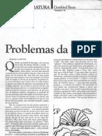 BENN, Gottfried. Problemas da Lírica IN Revista RIOArte n. 4
