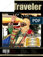 Cameroon Traveler Magazine No. 2 April 2013
