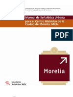 4. Manual Señalética Morelia