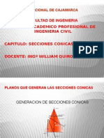3º LAMINA SECCIONES CONICAS LA ELIPSE UNC