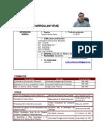 Curriculum Lic Morales