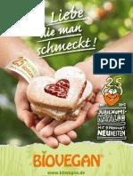 BioVegan Product Catalogue (German/English)
