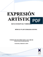 Expresión artistica
