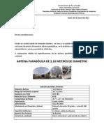 Antenas Parabolicas Pagos Mensuales- Dsc