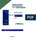 ESTADISTICAS JOYERIA 1999-2012 (SEIJAL)