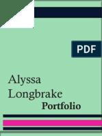 Alyssa Longbrake Portfolio