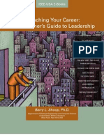 Launching Your Career a Practitioners Guide to Leadership