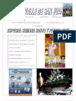 Periodico 5 de Abril 2013