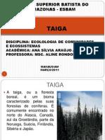 Ecologia apresentação 2011
