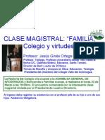 Asamblea General de Padres en El Valle Del Aconcagua