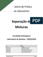 Química - Relatório de Prática de Laboratório - 1.docx
