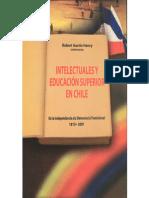Intelectuales y Educación Superior en Chile, 1810-2001 - 2ª ed