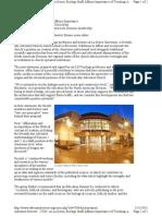 Exhibit 13 10052011 Adventist Review