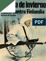 San Martin Libro Campaña 09 Guerra de invierno Finlandia