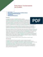 Manual de Auditoría Interna