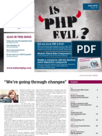 PHP Web Magazine- April 2013 Issue