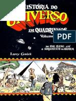 HQ - História do universo em quadrinhos, O BIG BANG