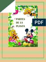 Texto Partes de La Planta