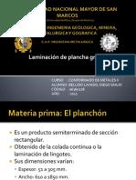 100460179 EXPOSICION Tema Laminacion de Planchas Gruesas