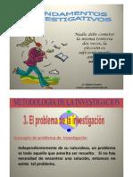 FUNDAMENTACION METODOLOGICA