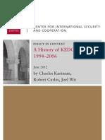 A History of KEDO-1