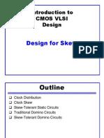 Lec 19 Design for Skew