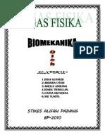 Biomekanika,Kelompok i