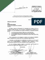 Proyecto de Ley Del Ppto Publico-2013