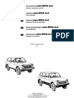 Manual Despiece Completo LADA NIVA