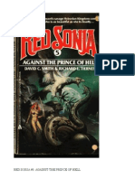 David C. Smith & Richard L. Tierney - Red Sonja 5 - Against the Prince of Hell