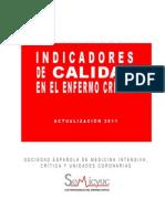 Actualizacion Indicadores Calidad 2011