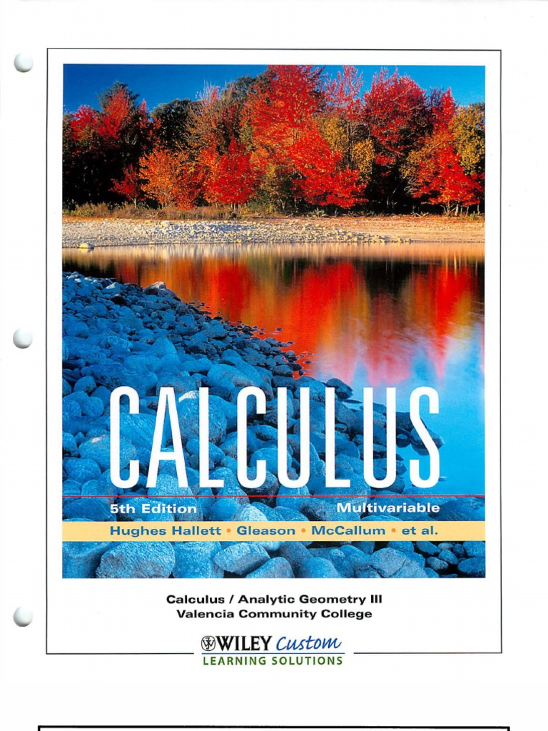 Calculus and Its Applications: Second Custom Edition for City College