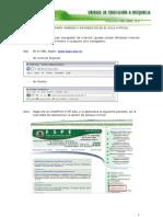 12.Instructivo UED ESPE 12.0 Ingreso Navegacion en El Aula V