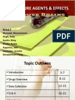 Antiseizure Agents & Effects