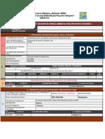 Documento SINEIA F01 Octubre 2011