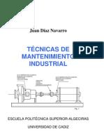 Técnicas de mantenimento industrial