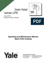 CPE Manual