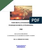 Poder Mental Extrasensorial PME3
