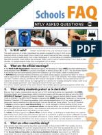 Wi-Fi in Schools Australia FAQ
