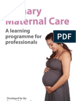109008043 Pmaternal Care