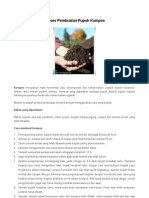 Proses Pembuatan Pupuk Kompos.doc